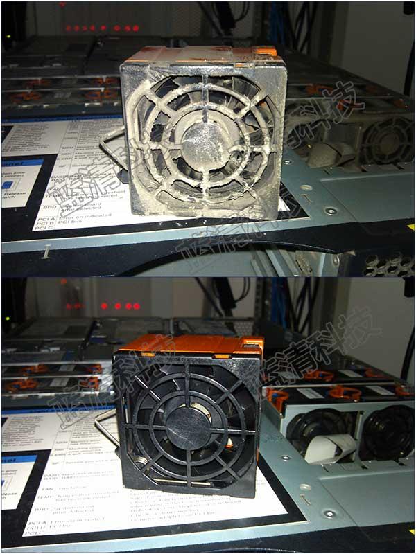 机架式服务器风扇买比赛前后